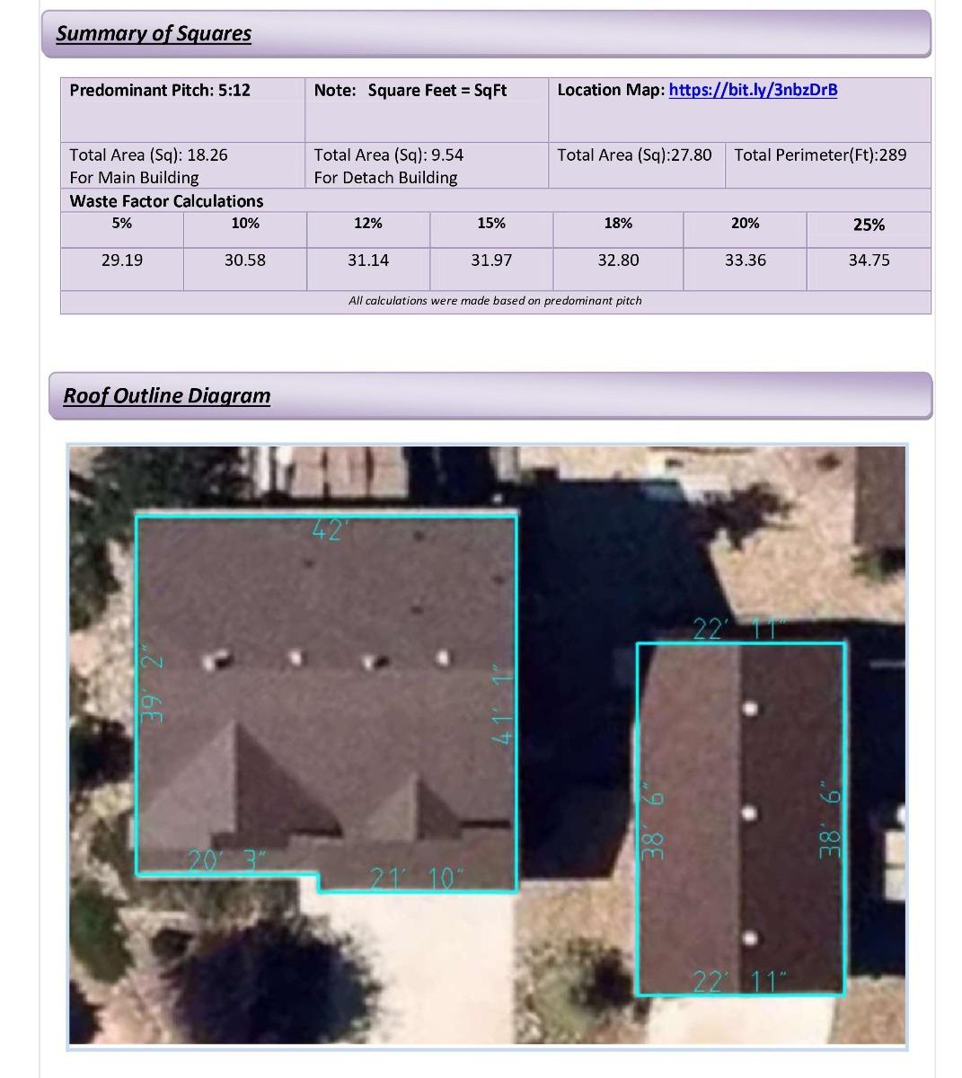 roof-measurements